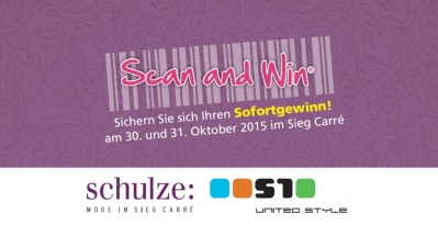 SCAN AND WIN